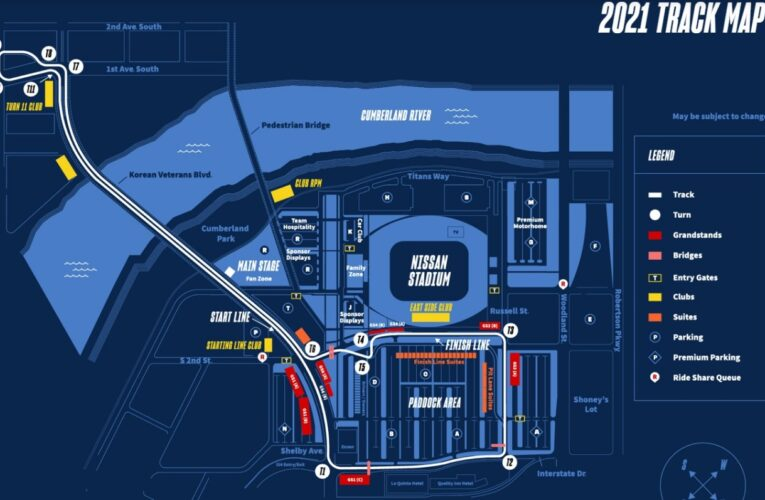 It's official – IndyCar to race on streets of Nashville  (Update)