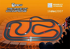RoC track layout unveiled