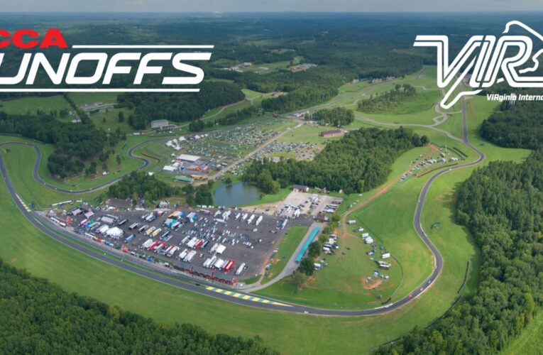 The SCCA Runoffs Are Finally Coming To VIR!